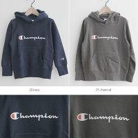 【2019AW】【kids】ChampionチャンピオンscriptlogohoodedsweatスクリプトロゴフードスウェットCS4993【RCP】