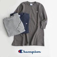 【2019AW】【kids】ChampionチャンピオンonepointsweatonepieceワンポイントスウェットワンピースCS6281【RCP】