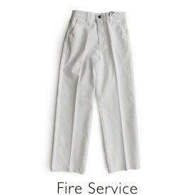 【50%★OFF】Fire Service ファイアーサービス ワイドパンツ FIS-000-191061【RCP】