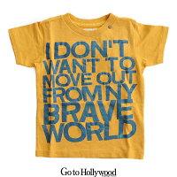 【2018SS】【kids】GoToHollywoodゴートゥーハリウッド天竺NEWWORLDTEE1282408【RCP】遠足・アウトドア