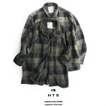 【2020AW】HARROWTOWNSTORESハロータウンストアーズONE-UPCOLLARSHIRTカラーシャツINHT2051WC【RCP】