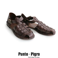 【2018SS】【送料無料】PUNTOPIGROプントピグロメッシュサンダルNPP1812【RCP】レディース靴・サンダル
