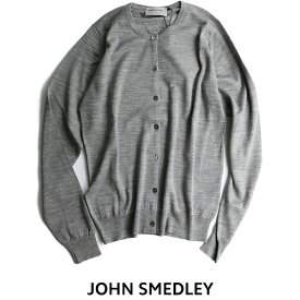 【30%★OFF】 JOHN SMEDLEY ジョンスメドレー カーディガン A3837【RCP】