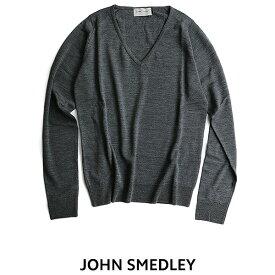 【20%★OFF】 JOHN SMEDLEY ジョンスメドレー ニットプルオーバー A3829【RCP】