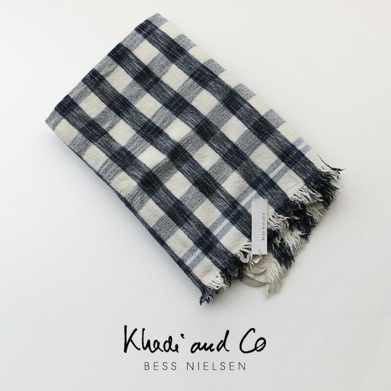 n【2017AW】【送料無料】Khadi and Co カディアンドコー インテリアファブリック 130×180 KSH-2306【RCP】
