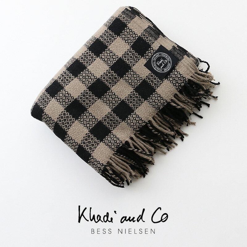 n【2017AW】【送料無料】Khadi and Co カディアンドコー インテリアファブリック 130×190 KSH-2510【RCP】