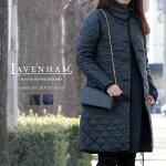 【2018AW】【送料無料】LAVENHAMラベンハムキルティングコートLOUND-LADIES【RCP】