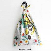 【2018SS】【送料無料】manipuriマニプリスカーフバッグ(L)【RCP】