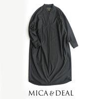 【2019SS】MICA&DEALマイカアンドディールスキッパーブラウスワンピースM19D270【RCP】