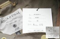 【2019AW】【送料無料】MICA&DEAL×MMN【カラー別注アイテム】マイカアンドディールナイロンフードブルゾンM19A046-1【RCP】