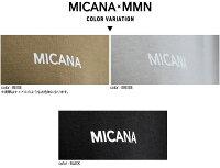 【ご予約商品】【6月上旬入荷予定】【2019SS】【送料無料】MICANA×MMN【別注アイテム】マイカーナサイドジップカットワンピースM19A063-1【RCP】