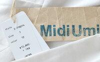 【2020SS】MidiUmiミディウミフード付ワイドプルオーバー2-718014【RCP】