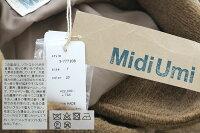 【2019AW】MidiUmiミディウミニットPコート3-777108【RCP】