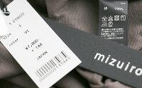 【2020SS】mizuiroindミズイロインドアシンメトリーチュニック1-219072【RCP】
