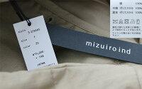 【2019AW】【送料無料】mizuiro-indミズイロインドキルティングショートコート3-278585【RCP】