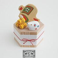 【2019AW】中川政七商店六角柱干支飾り子1203-0175-208-00【RCP】お正月