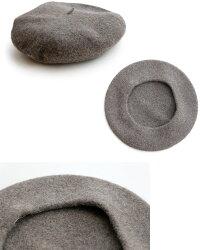 【2018AW】REBECCAレベッカウールベレー帽1743【RCP】
