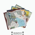 【2018SS】BINDUビンドゥコットンバンダナ700068608【RCP】