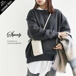 【2020AW】Squadyスカディ裏起毛スウェットEW-081109【RCP】