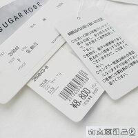 【30%★OFF】【2021SS】SUGARROSE×MMN【別注アイテム】シュガーローズ無地Tシャツ259843【RCP】