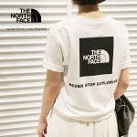 【2020SS】THENORTHFACEザ・ノースフェイスS/SCOLBIGLGTEEショートスリーブスクエアーロゴTEENT32038(メンズ)【RCP】