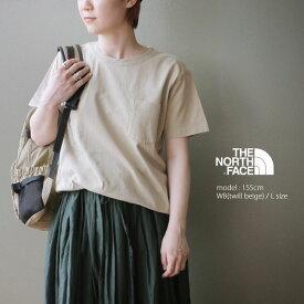 【2020SS】THE NORTH FACE ザ・ノースフェイス S/S Heavy Cotton Tee ショートスリーブヘビーコットンTシャツ(レディース) NTW32048【RCP】new arrival