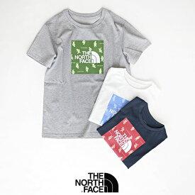 【2020SS】【kids】THE NORTH FACE ノースフェイス S/S SHIRETOKO TOKO TEE ショートスリーブシレトコトコティー NTJ32039ST【RCP】