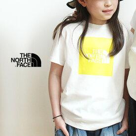 【2020SS】【kids】THE NORTH FACE ザ・ノースフェイス S/S Colored Big Logo Tee ショートスリーブカラードビッグロゴティー(キッズ) NTJ32026【RCP】