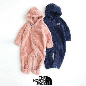 【2020AW】【kids】THE NORTH FACE ザ・ノースフェイス B Sherpa Fleece Suit ベビーシェルパ フリーススーツ NAB72049【RCP】