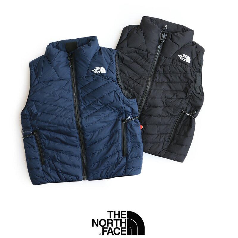 j【2018AW】【送料無料】【kids】THE NORTH FACE ザ・ノースフェイス Thunder Vest サンダーベスト ダウンベスト NYJ81721【RCP】