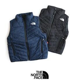 【30%★OFF】【kids】THE NORTH FACE ザ・ノースフェイス Thunder Vest サンダーベスト ダウンベスト NYJ81721【RCP】