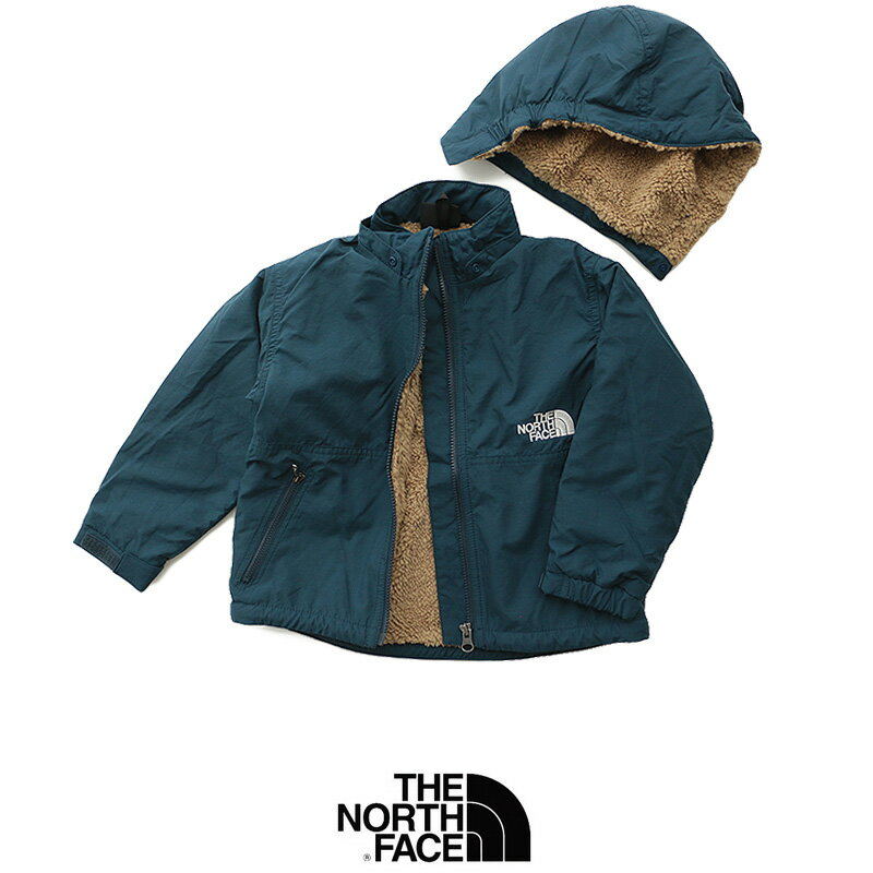 d【2018AW】【送料無料】【kids】THE NORTH FACE ザ・ノースフェイス コンパクトノマドジャケット Compact Nomad Jacket NPJ71856【RCP】キッズ用