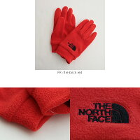 o【2018AW】【Kids】THENORTHFACEザ・ノースフェイスキッズマイクロフリースグローブKids'MicroFleeceGloveNNJ61705【RCP】子供用・手袋