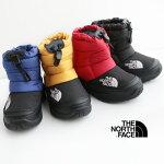 【2018AW】【kids】THENORTHFACEザ・ノースフェイスKNuptseBootieVヌプシブーティーV(キッズ)NFJ51881【RCP】キッズ・ブーツ