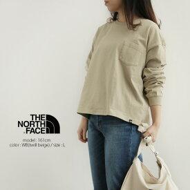 THE NORTH FACE ザ・ノースフェイス L/S Heavy Cotton Tee ロングスリーブヘビーコットンティー(レディース) NTW32047【RCP】