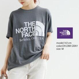 【SALE対象外】【期間限定】【2021SS】THE NORTH FACE PURPLE LABEL ザ・ノースフェイス パープルレーベル H/S Logo Tee ハーフスリーブロゴTシャツ NT3108N【RCP】