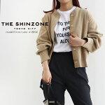 【2021SS】THESHINZONEシンゾーンCAPLINEカーディガン19AMSCU20【RCP】