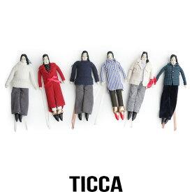 【10%★OFF】TICCA ティッカ ドールチャーム TAGA【RCP】