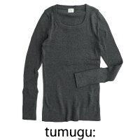 【2018AW】tumuguツムグコットンリブニットTK16425【RCP】
