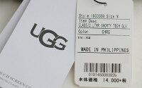 【2019AW】UGGアグクラシックレザーショートグローブ19033BX【RCP】