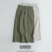 【2020SS】UNIVERSALOVERALLユニバーサルオーバーオールペインタースカートU2012721【RCP】