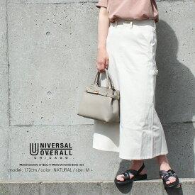【50%★OFF】【2020SS】UNIVERSAL OVERALL ユニバーサルオーバーオール ペインタースカート U2012721 【RCP】