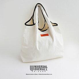 UNIVERSAL OVERALL ユニバーサルオーバーオール リバーシブルエコバッグ UVO-044【RCP】