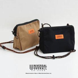 【2021SS】UNIVERSAL OVERALL ユニバーサルオーバーオール NEW DELTA サコッチ UVO-064【RCP】レインバッグ