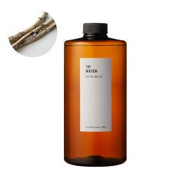 ホワイトバーチウォーター/1000ml100% 植物性 芳香蒸留水 そのまま化粧水として 手作り 化粧水 白樺 透明感 保湿 ハンドメイド コスメ 美容液 化粧品 原料 材料 素材 フェイス ボディ スキンケア