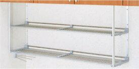 クリナップ キッチン 共通機器 アイエリア機器ステンレスパイプ棚 高さ50cm 間口105cm MTA2-105