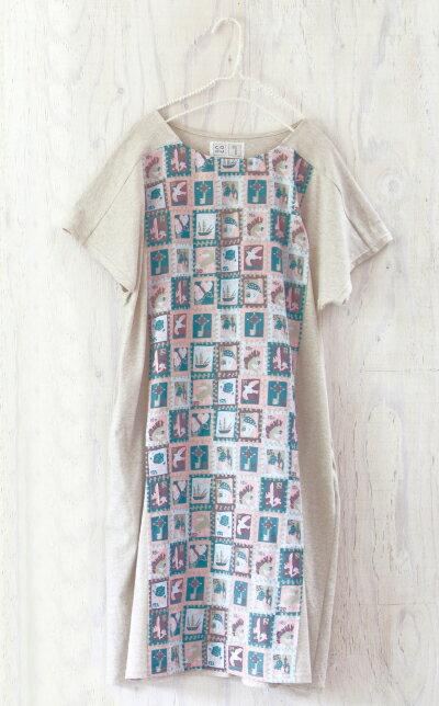 【先行予約】【送料無料】ひびのこづえコラボ「みんなの服」Letter(レター) 生成