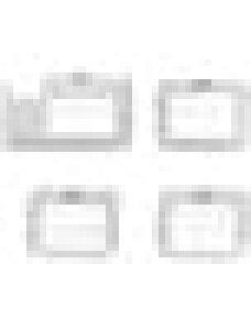 WANDIC 封筒ステンシルテンプレート, 8個 4つの異なるスタイルの 半透明の 直筆のレタリング ルーラーガイド スクラップブッキング用, 作り方, フェスティバル 結婚式 パーティーの招待状