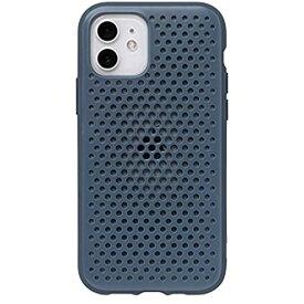 AndMesh iPhone 12/12 Pro ケース ハイブリッド 耐衝撃 [ネイビー] iPhone 12/12 Pro/6.1inch