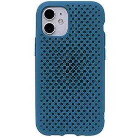 AndMesh iPhone 12/12 Pro ケース メッシュ 耐衝撃 [コバルトブルー] iPhone 12/12 Pro/6.1inch